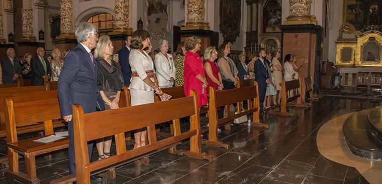 El Col.legi de l'Art Major de la Seda celebra la festividad de Sant Jerònim