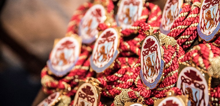 Emotividad en los actos en honor al patrón de la Cofradía, San Jerónimo