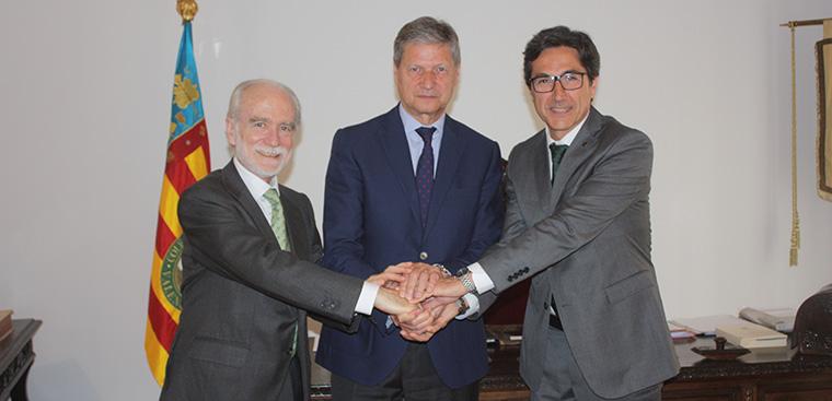 El Museo de la Seda València promoverá, hasta el 2018, las actividades relacionadas con la Ruta de la Seda