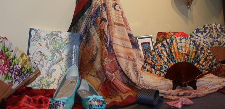 La seda, protagonista en el hotel The Westin Valencia