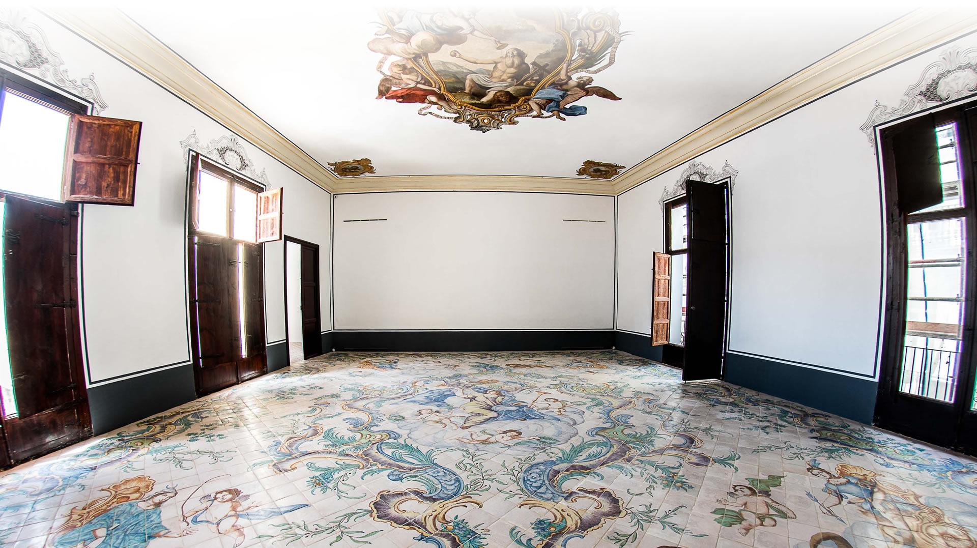 Museo De.Museum Museo Y Colegio De Arte Mayor De La Seda Valencia