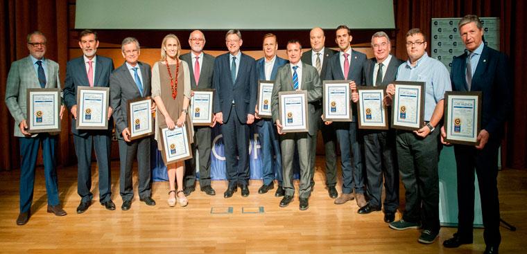 El Colegio del Arte Mayor de la Seda, galardonado en los Premios Cope Valencia