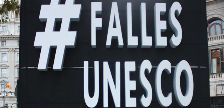 Las Fallas, declaradas Patrimonio Inmaterial de la Humanidad por la UNESCO